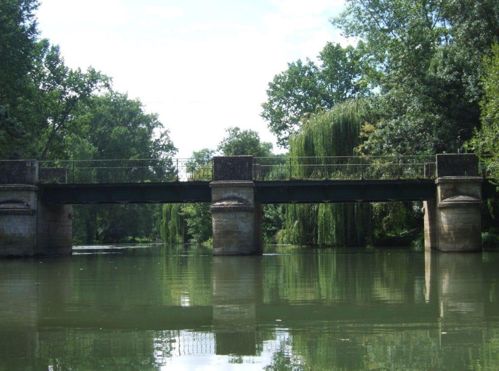 Pont du Gué de Magné